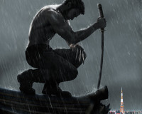 New Poster for THE WOLVERINE Will Make You Pitch a Pocket Tent