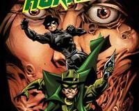 Green Hornet #33 Review