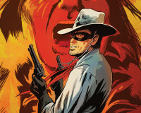 The Lone Ranger #12 Review