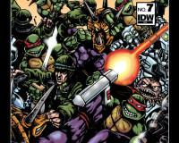 Teenage Mutant Ninja Turtles Color Classics #7 Review