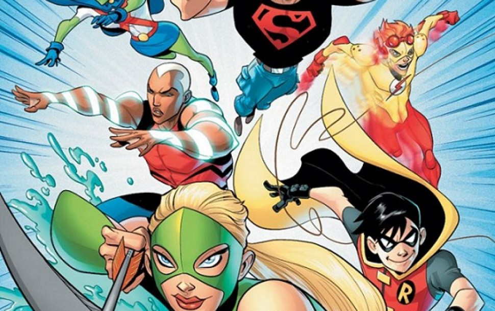 Young Justice And Green Lantern Canceled Unleash The Fanboy