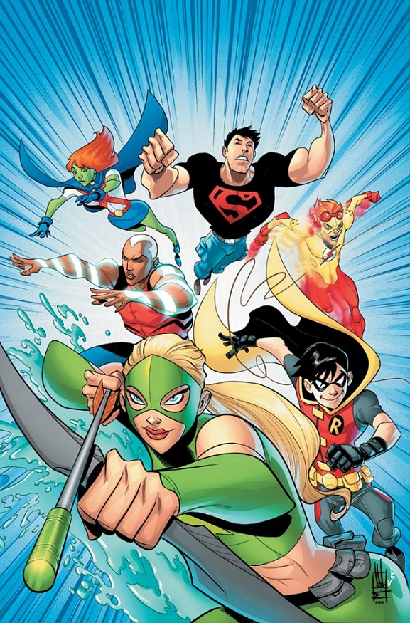 young justice ger sub