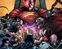 DC Comics to Release Comic Book Prequel for Injustice Fighting Game