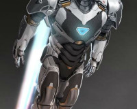 Official IRON MAN 3 Deep Space Armor and Hulkbuster Armor Leaked