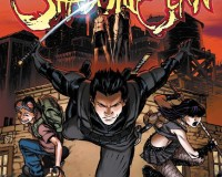 Legend of the Shadow Clan #1 Review