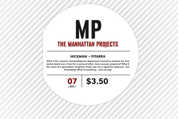 The Manhattan Projects #9 Review