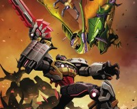 Transformers Prime: Rage of the Dinobots #4 Review
