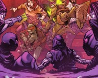 Teenage Mutant Ninja Turtles: The Secret History of the Foot Clan #3 Review