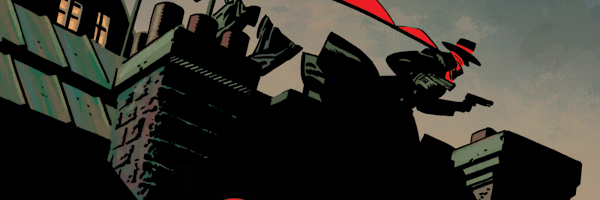 The Shadow - Year One Banner