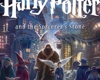 New HARRY POTTER Art Is A Magical Shot of Nostalgia