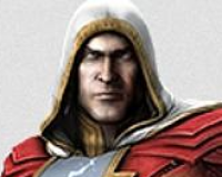 Captain Marvel's Design in Injustice: Gods Among Us