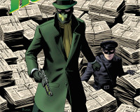 Mark Waid's The Green Hornet #1 Review