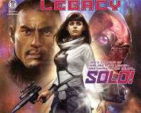 Star Wars: Legacy Volume 2 #1 Review