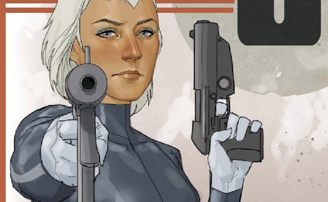 TriggerGirl 6 #1 Review