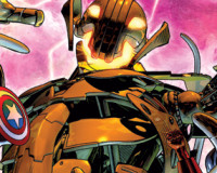 Marvel's Big Dog Joe Quesada to Finish the AGE OF ULTRON!!!!!