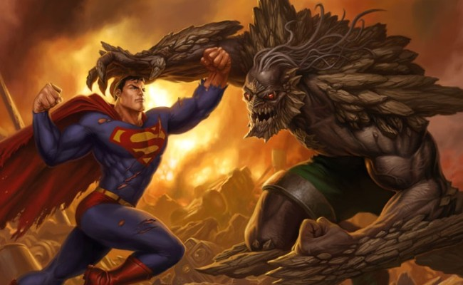 DOOMSDAY Will Appear In BATMAN V SUPERMAN?