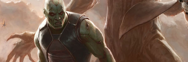 THANOS Confirmed For GUARDIANS OF THE GALAXY By JAMES GUNN
