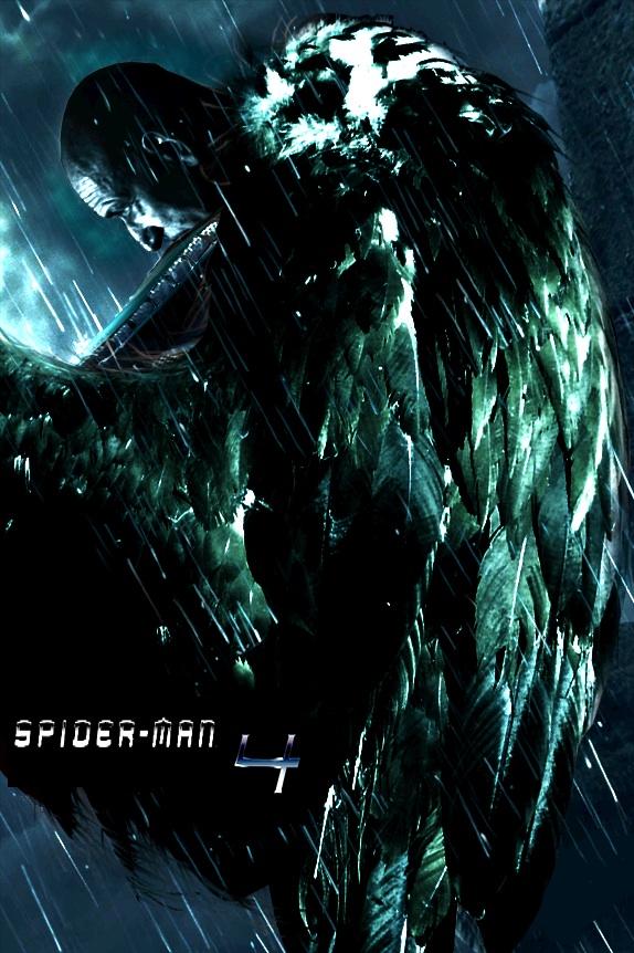 spider-man 4 vulture