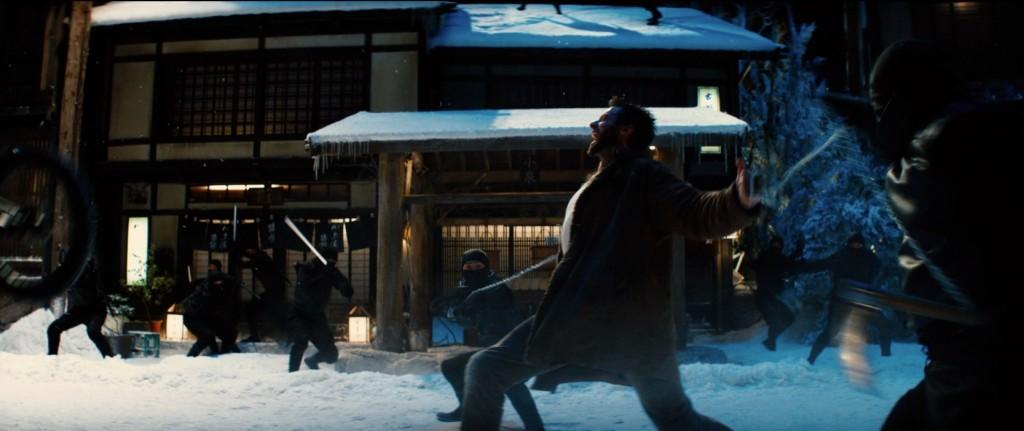 wolverine ninjas