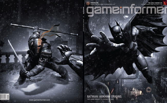 3 Reasons Why We're So Excited For BATMAN: ARKHAM ORIGINS