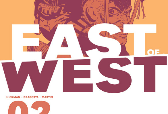 East of West #2 Review