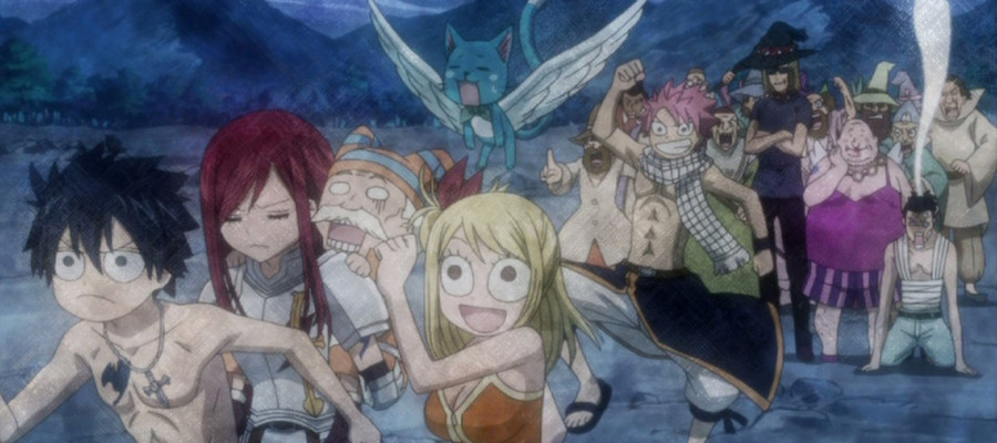 ANIME MONDAY Fairy Tail The Strongest Team Review