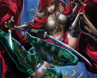 Robyn Hood vs. Red Riding Hood Review