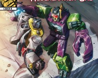 Transformers: Regeneration One #90 Review
