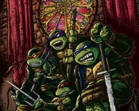 Teenage Mutant Ninja Turtles #21 Review