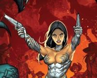 Witchblade: Day of the Outlaw #1 Review