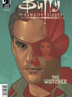 Buffy The Vampire Slayer Season 9 #20 Review