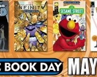 You Can Run or Help Run A FREE COMIC BOOK DAY Event!