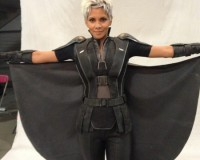 Halle Berry Finally Looks Like Storm In DAYS OF FUTURE PAST Photo