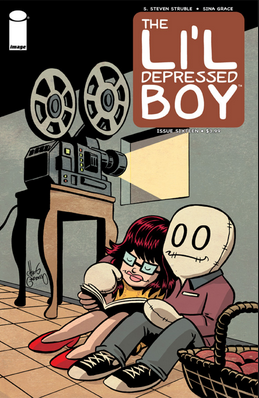 The Li'l Depressed Boy #16 Review