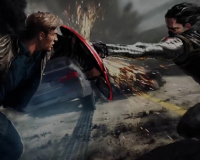 Cap And Bucky Square Off In New Concept Art From CAPTAIN AMERICA: THE WINTER SOLDIER