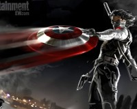 THE WINTER SOLDIER Steals Cap's Shield in Latest Concept Art