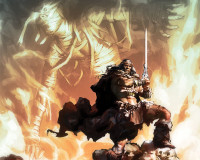 King Conan: The Hour of the Dragon #1 Review