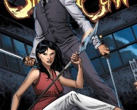 Legend of the Shadow Clan #4 Review
