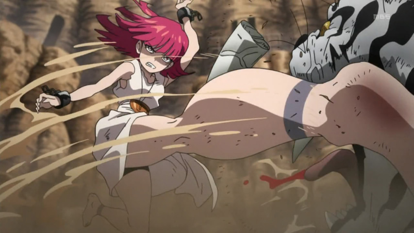 anime monday  magi  labyrinth of magic