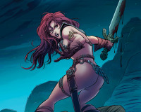 Red Sonja Annual #4 Review