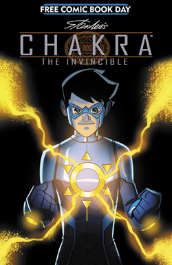 Chakra The Invincible #1