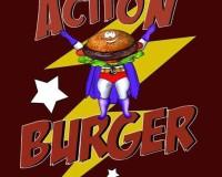 ACTION BURGER: Brooklyn's Finest Comic Book/Sci-Fi Restaurant