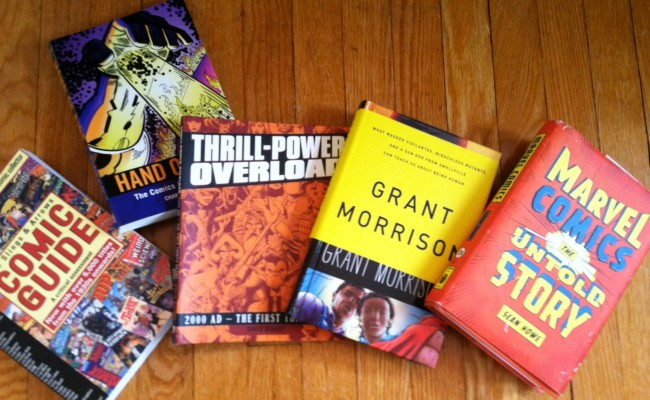 5 Essential Books For Every FANBOY