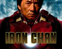 JACKIE CHAN Wants to Play IRON MAN.  I'll Allow It!