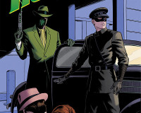 Mark Waid's The Green Hornet #2 Review