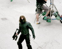 Check Out Bucky's New Look From The Set Of CAPTAIN AMERICA: THE WINTER SOLDIER
