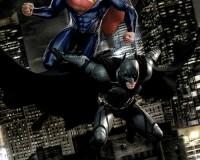 Oi BALE Dust Off The Cowl, CAVILL Wants BATMAN SUPERMAN Team Up!