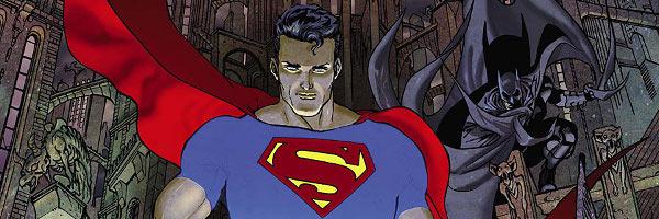 Batman-Superman Banner