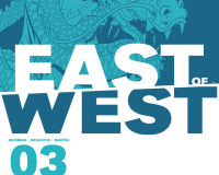 East of West #3 Review