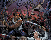 Grimm Fairy Tales presents Hunters: The Shadowlands #2 Review